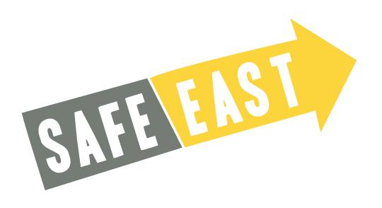 Safe East logo