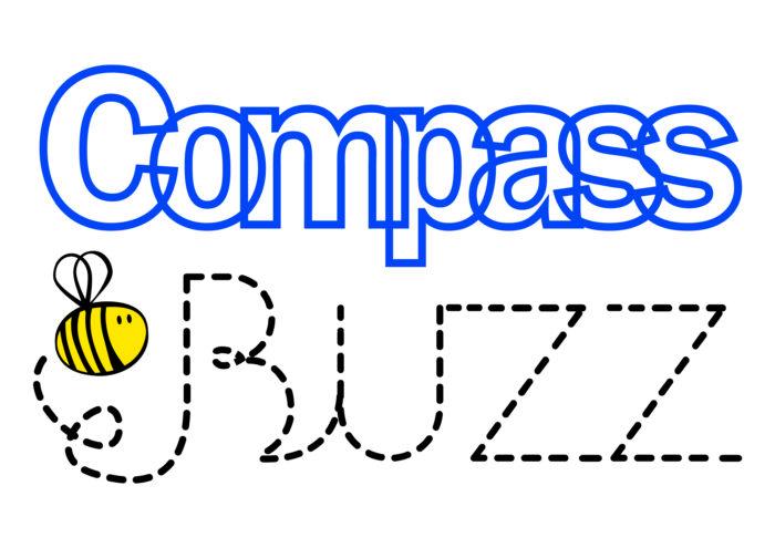 Compass Buzz logo